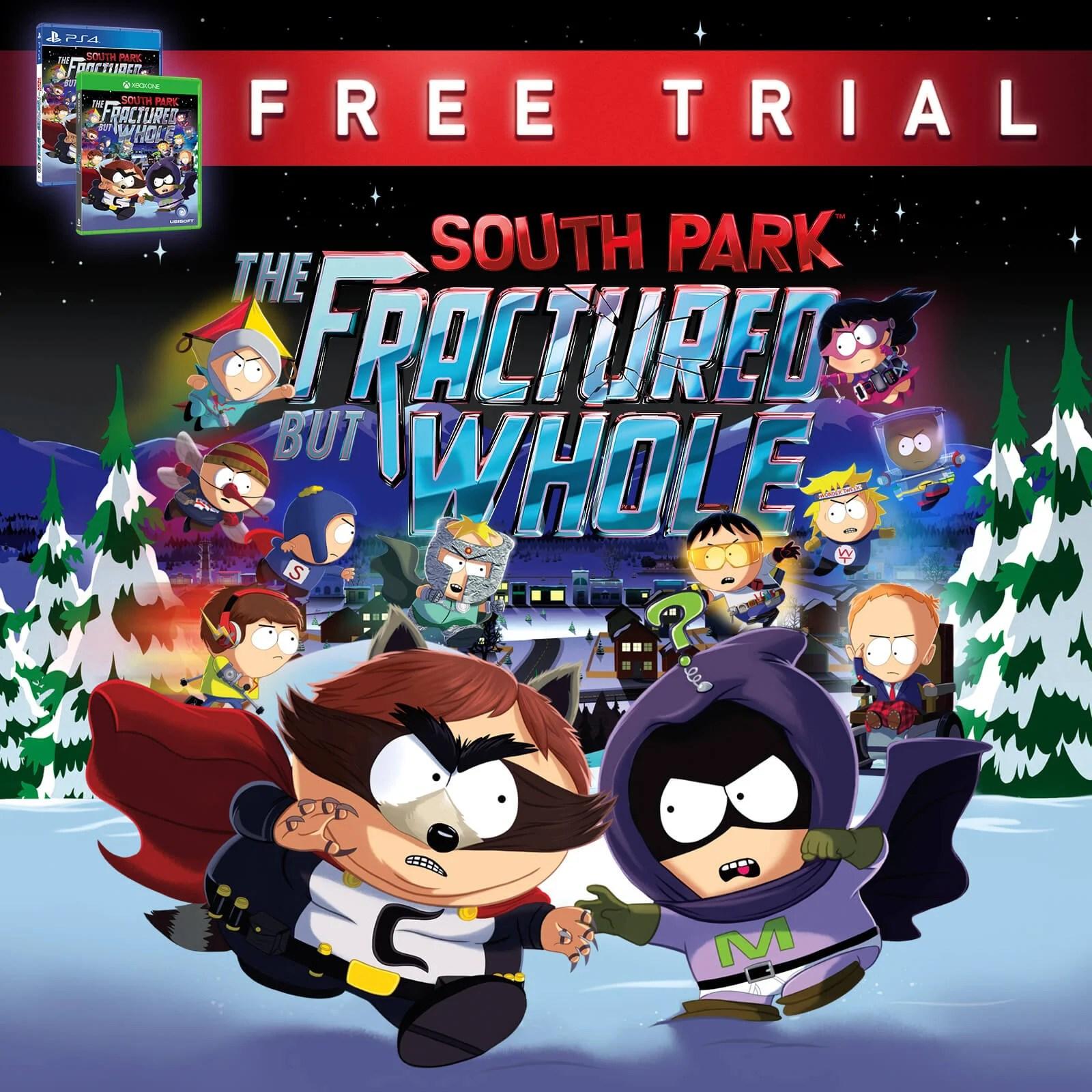 Demo zu South Park: Die rektakuläre Zerreissprobe ab heute