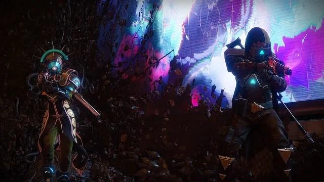Destiny 2 - Curse of Osiris PGW-01
