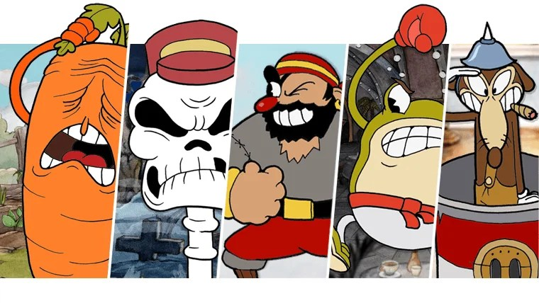 exclusive see how cupheads incredible cartoon graphics