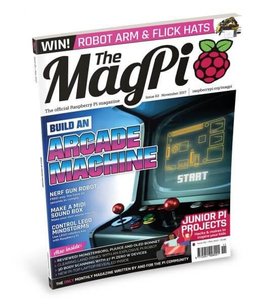 MagPi 63