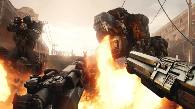 Wolfenstein II Screenshot