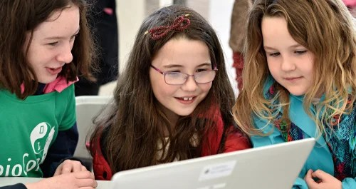 The CoderDojo Girls Initiative