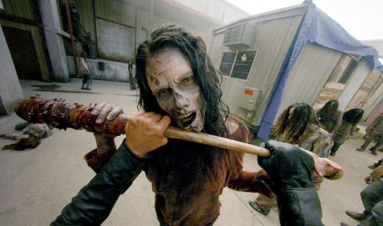 The Walking Dead Premiere