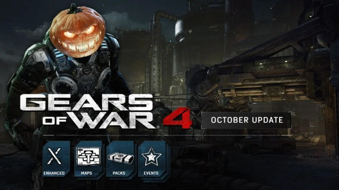 Gears 4 October Update