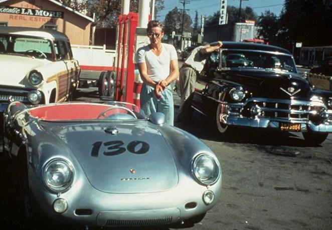 James Dean, 24, 1931-1955
