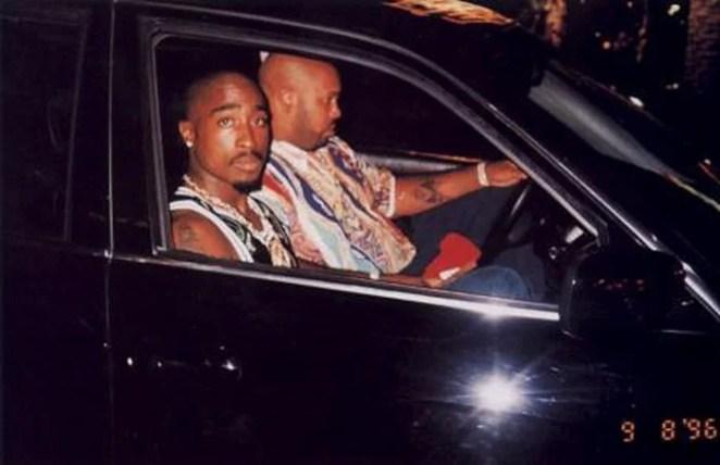Tupac Shakur, 25, 1971-1996