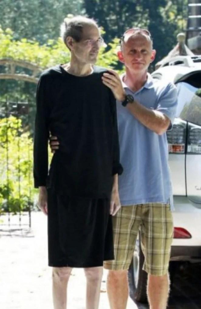 Steve Jobs, 56, 1955 - 2011