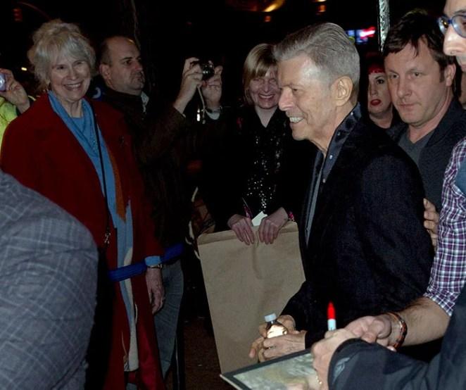 David Bowie, 69, 1947-2016