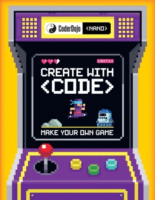 Cover of CoderDojo Nano Make your own game