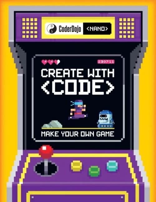 Cover of CoderDojo Nano Make your own game