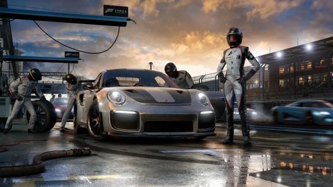 Xbox One X Forza Motorsport 7