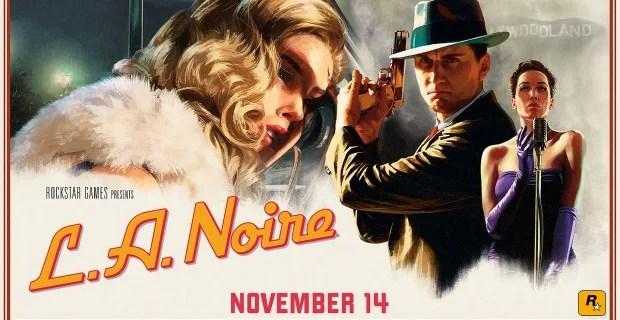 NOWX - Next Week on Xbox - L.A. Noire