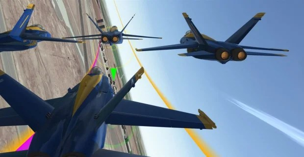 Next Week on Xbox - Blue Angels