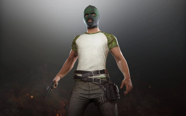 PUBG Xbox XGP The Warrior Pack