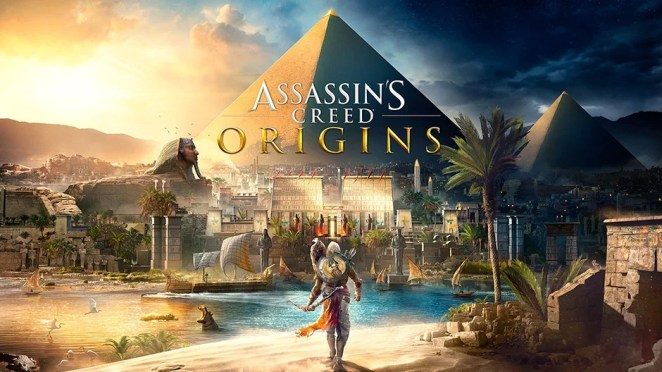 Assassins Creed Origins Hero image