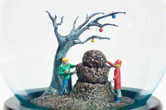 No-snow-globe
