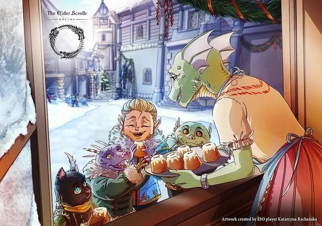 Bethesda - The Elder Scrolls Online