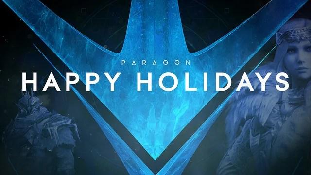Epic Games - Paragon