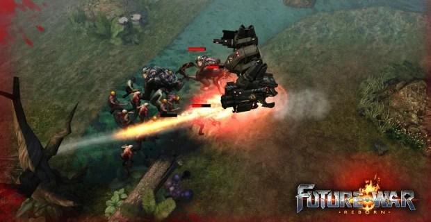 Next Week on Xbox - future war