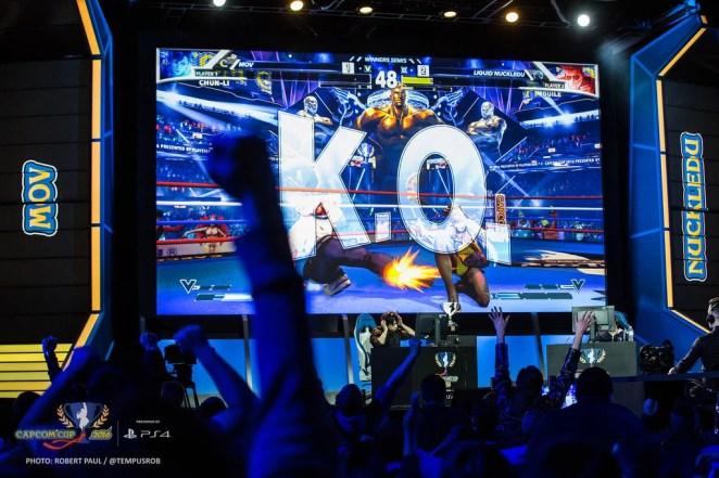 Capcom Cup 2017