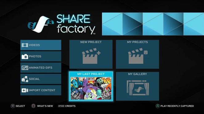 Sharefactory 3.00 Update