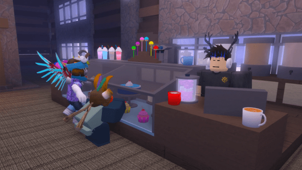 Roblox Holiday Screenshot