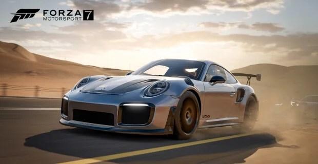 Forza Motorsport 7 Porsche 911 GT2RS