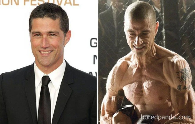 Matthew Fox, Alex Cross