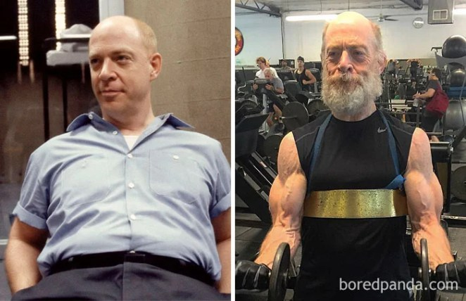 J.K. Simmons, Justice League
