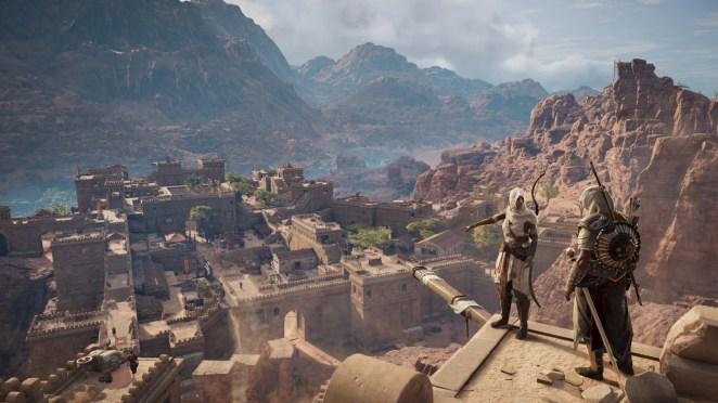 Assassin's Creed Origins - The Hidden Ones Screenshot
