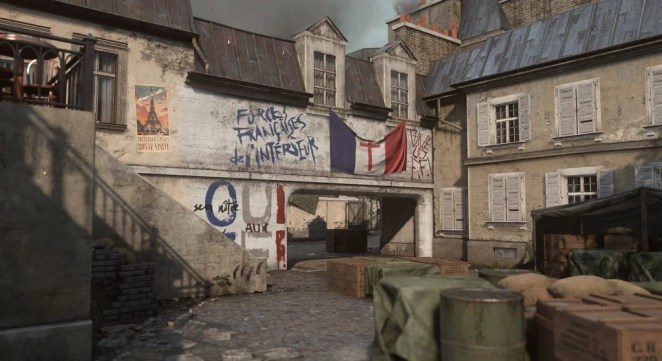 Call of Duty: WWII – The Resistance