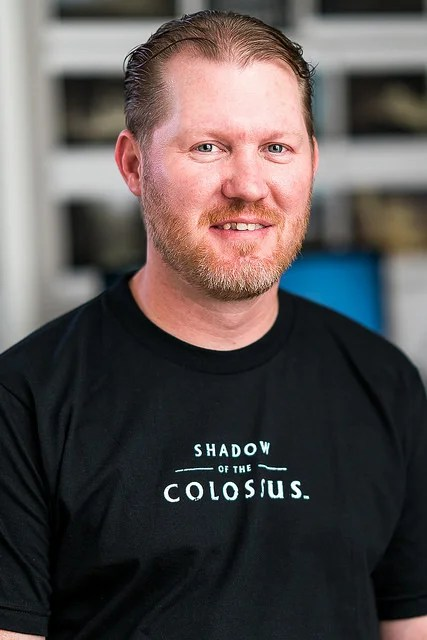Bluepoint Games Technical Director - Peter Dalton