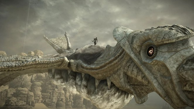 Shadow of the Colossus on PS4