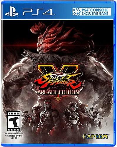 Street Fighter V Arcade Edition