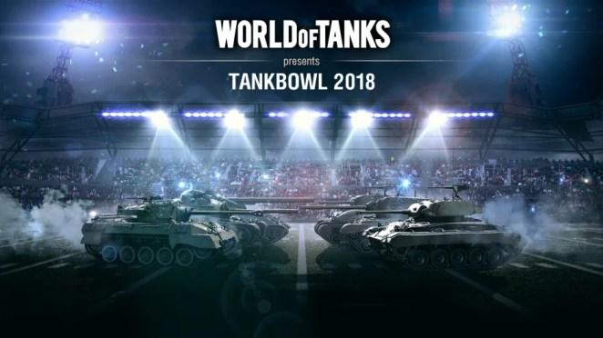 World of Tanks TankBowl 2018 Hero Image