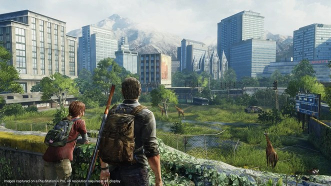 The Last of Us Remastered, PS4 Pro