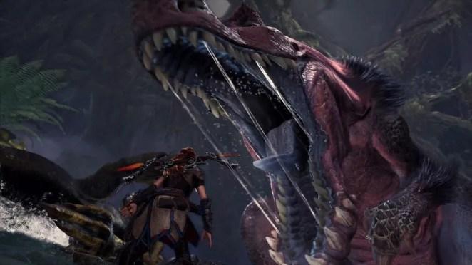 Monster Hunter: World – Aloy Armor Set