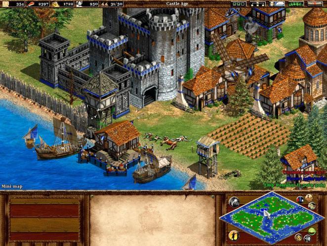Age of Empires PC Screenshot