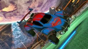 Rocket League: DC Super Heroes DLC