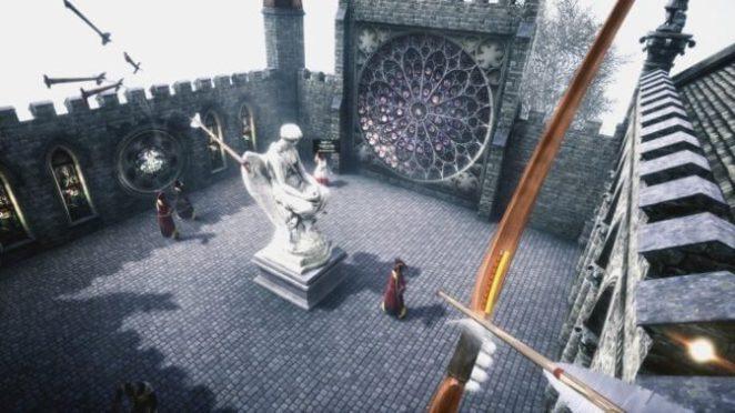In Death Oculus Rift Bow