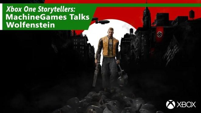 Xbox Storytellers Wolfenstein Hero Image