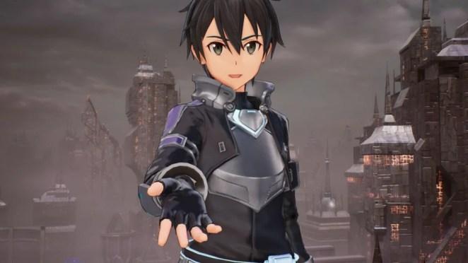 Sword Art Online: Fatal Bullet Hero Image
