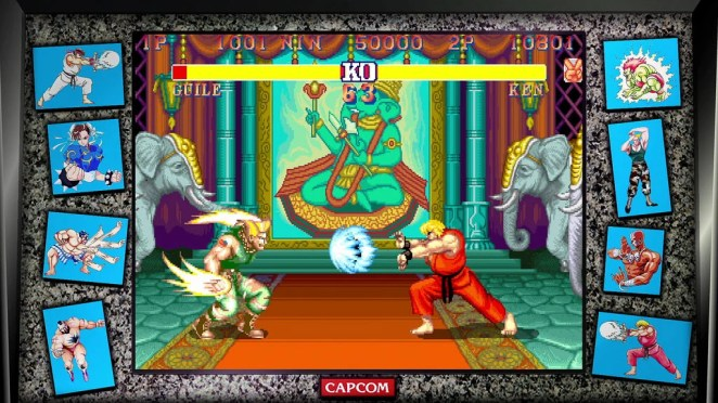 Street Fighter 30th Anniversary Edition