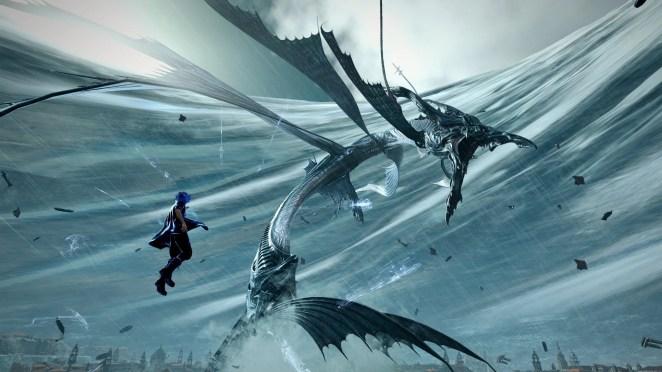 Final Fantasy XV Windows 10 Screenshot