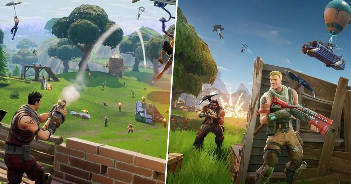fortnite battle royale officially coming to mobile - fortnite battle royale offline
