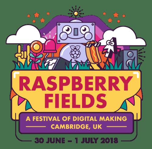 Raspberry Fields 2018 Raspberry Pi festival