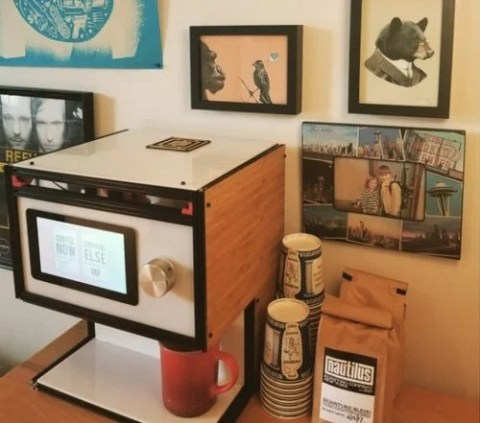 Take home Mugsy, the Raspberry Pi coffee robot | ブログドットテレビ