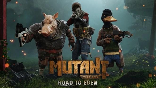 Mutant Year Zero Hero image