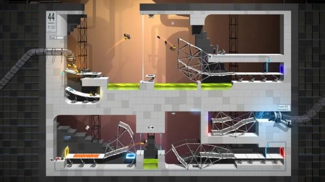 Bridge Constructor Portal Hero Image