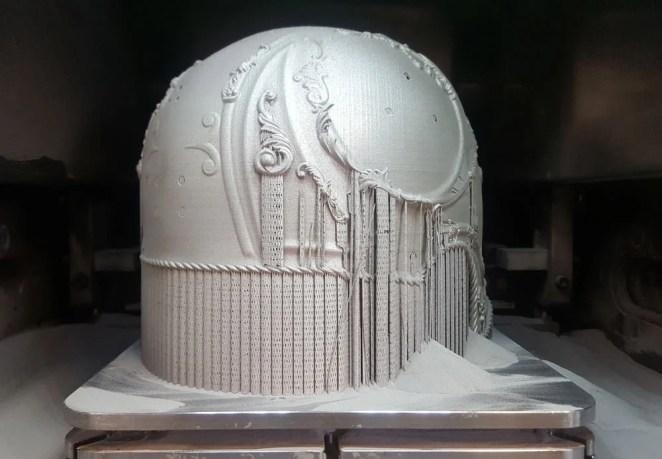 Custom Protoypes Roman helmet